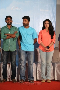 Raju Murugan, Dinesh, Malavika Nair @ Cuckoo Movie Success Meet Stills