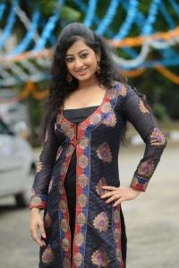 Actress Tanishka at Cut Chesthe Movie Opening Photos