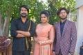 Varun Sandesh, Charishma Shreekar,  Jeevan @ Daadi Movie Opening Stills