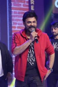 Venkatesh @ Dabangg 3 Movie Pre Release Event Stills
