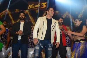 Ram Charan, Salman Khan @ Dabangg 3 Movie Pre Release Event Stills