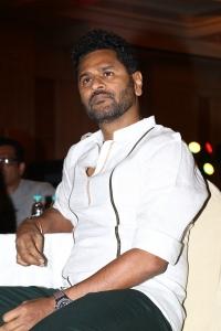 Director Prabhu Deva @ Dabangg 3 Press Meet Chennai Photos