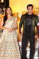 Saiee Manjrekar, Salman Khan @ Dabangg 3 Press Meet Chennai Photos