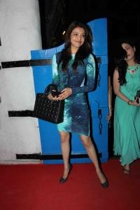Actress Kajal Agarwal @ Dabboo Ratnani 2015 Calendar Launch Stills