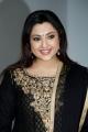 Actress Meena Cute Photos in Black Dress at Dabur Vatika Star Contest 2012