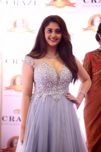 Actress Surabhi @ Dadasaheb Phalke Awards South 2019 Red Carpet Photos