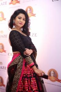 Actress Jyothi @ Dadasaheb Phalke Awards South 2019 Red Carpet Photos