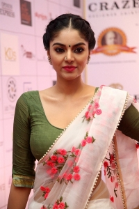 Actress Sanam Shetty @ Dadasaheb Phalke Awards South 2019 Red Carpet Photos