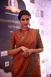 Actress Hamsa Nandini @ Dadasaheb Phalke Awards South 2019 Red Carpet Photos