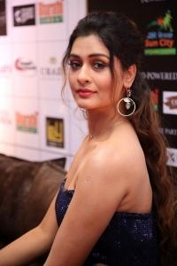 Actress Payal Rajput @ Dadasaheb Phalke Awards South 2019 Red Carpet Photos