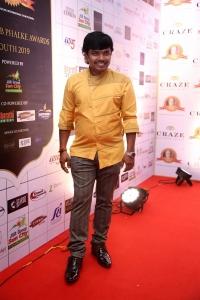 Sampoornesh Babu @ Dadasaheb Phalke Awards South 2019 Red Carpet Photos
