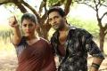 Rittika Sen, Santhanam in Dagaalty Movie Stills