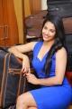 Husharu Actress Daksha Nagarkar Hot Images in Blue Dress
