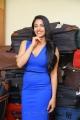 Hushaaru Actress Daksha Nagarkar Hot in Blue Dress Images