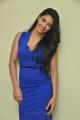 Husharu Actress Daksha Nagarkar Images in Blue Dress