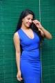 Hushaaru Actress Daksha Nagarkar Hot Images in Blue Dress