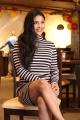 Actress Daksha Nagarkar @ Barbeque Pride Express Launch Images