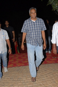Tammareddy Bharadwaja at Dalam Movie Audio Release Photos