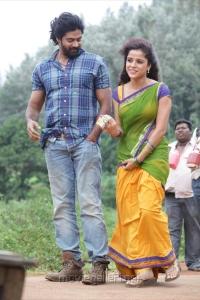 Naveen Chandra, Piaa Bajpai in Dalam Movie Latest Stills
