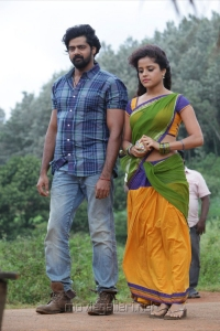 Naveen Chandra, Piaa Bajpai in Dalam Movie Latest Pictures