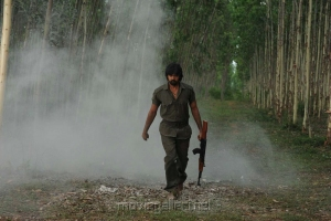 Actor Naveen Chandra in Dalam Movie Latest Pictures