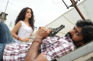 Piaa Bajpai, Naveen Chandra in Dalam Movie Latest Stills