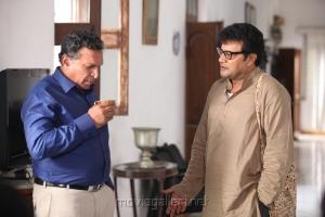 Nassar, Saikumar in Dalam Movie Photos