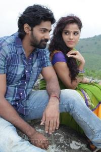 Naveen Chandra, Piaa Bajpai in Dalam Movie Photos