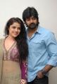Piaa Bajpai, Naveen Chandra at Dalam Movie Press Meet photos