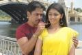 Arjun, Hema in Dalapathi Telugu Movie Stills