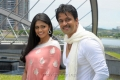 Hema, Arjun in Dalapathi Telugu Movie Stills