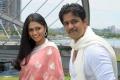 Hot Hema, Arjun in Dalapathi Telugu Movie Stills