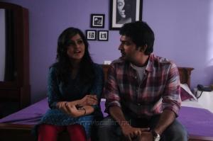 Ramya Nambeesan, Vaibhav Reddy in Damaal Dumeel Movie Stills