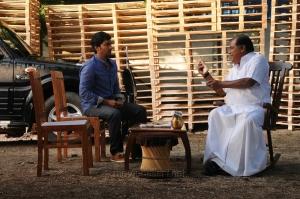 Vaibhav, Kota Srinivasa Rao in Damaal Dumeel Movie Stills