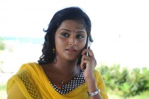 Actress Ramya Nambeesan in Damaal Dumeel Movie Stills