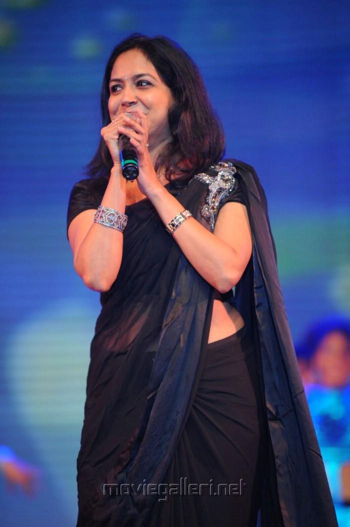 singer sunitha in super singer wwwimgkidcom the