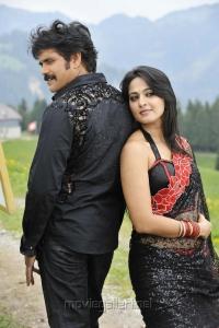 Nagarjuna, Anushka in Damarukam Movie Pics