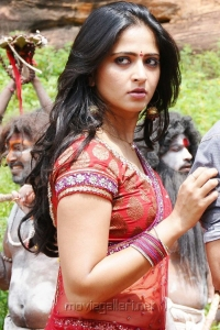 Actress Anushka Shetty in Damarukam Pics