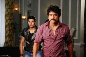 Actor Nagarjuna in Damarukam Movie Pics