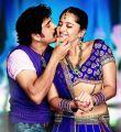 Nagarjuna, Anushka Hot In Damarukam Movie Photos
