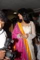 Anushka at Damarukam Movie Success Meet Photos