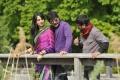 Anushka, Nagarjuna, Raju Sundaram at Damarukam Shooting Spot Stills
