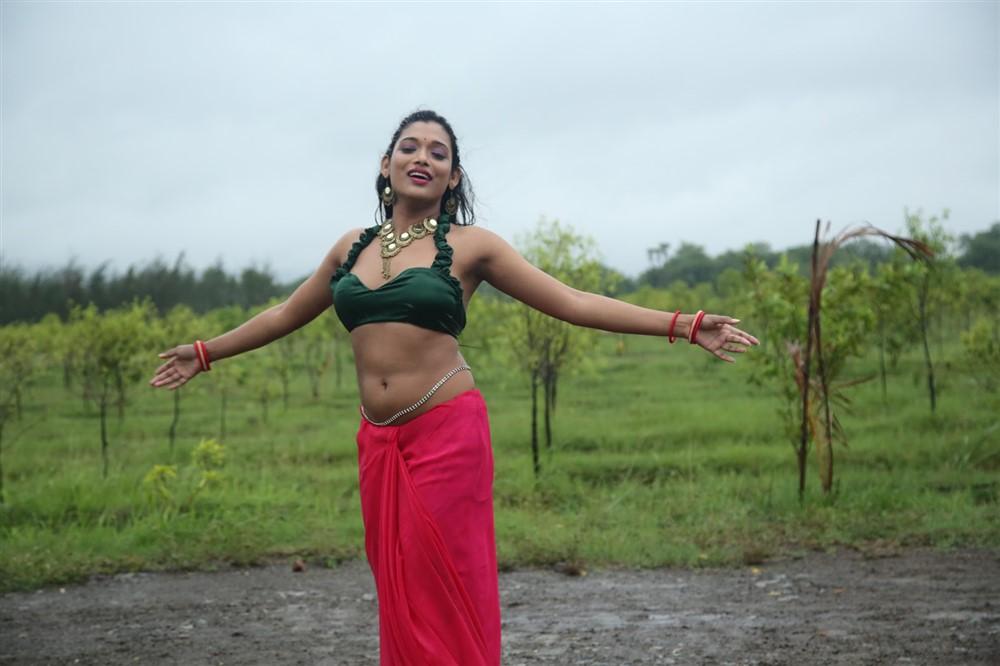 Actress Rekha Boj Hot in Damini Villa Movie Stills