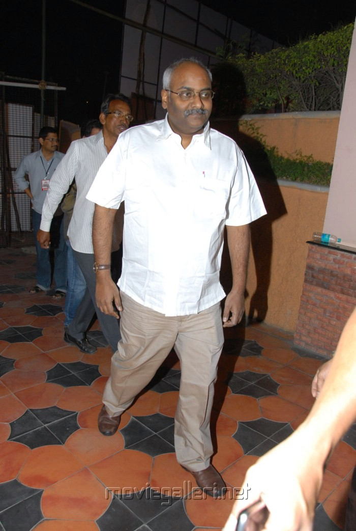 MM Keeravani at Dammu Audio Launch Stills