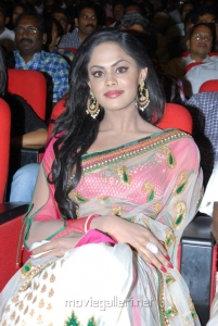 Karthika Nair at Dammu Audio Release Pics