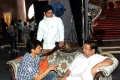 Boyapati Srinu, Alexander Vallabha at Dammu Latest Working Stills