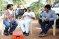 Boyapati Srinu, Alexander Vallabha at Dammu Working Stills