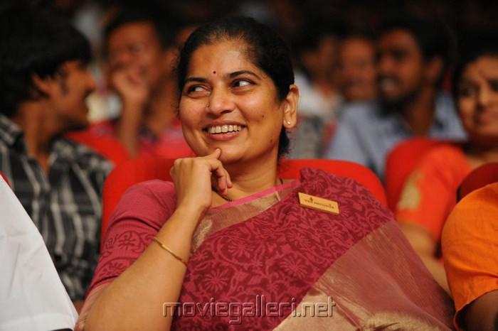 Rama Rajamouli at Dammu Movie Audio Release Photos