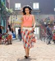 Actress Trisha in Dammu Movie Photos