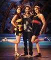 Jr NTR Trisha Karthika in Dammu Movie New Stills